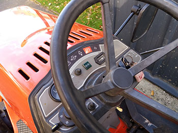 GC2300 Compact Tractor- £7200 00 - - USED GARDEN MACHINERY