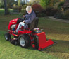 Ride On Mower - Countax Scarifier
