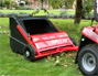 SCH TS98 Towed Grass Sweeper