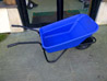 Shire Blue Wheelbarrow