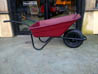 Shire Burgandy Wheelbarrow