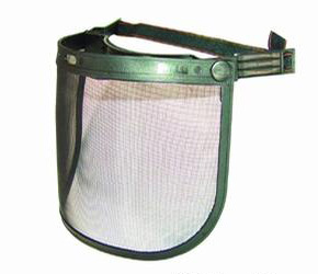 Face Shield with Mesh Visor (1628)
