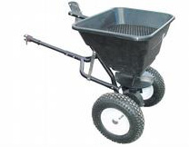 Garden Pride 36kg Towed Spreader