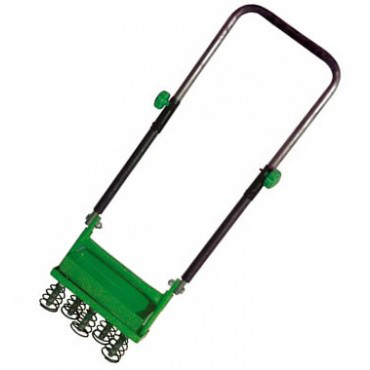 Handy Hollow Tine Lawn Aerator