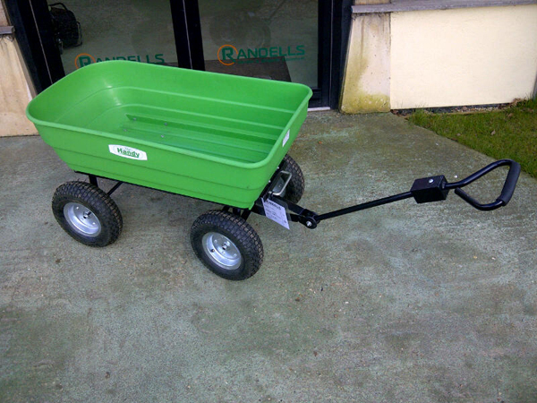 Handy Poly Body Garden Trolley
