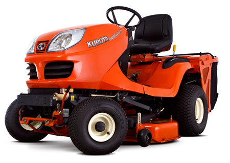 Kubota GR1600-II Diesel Ride On Mower