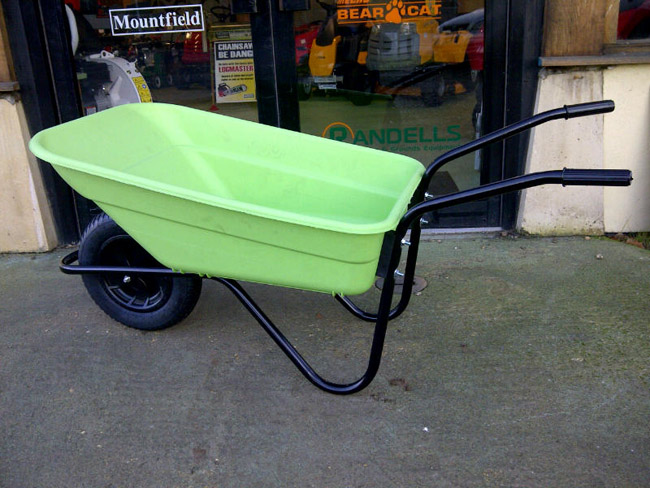 Shire Lime Wheelbarrow