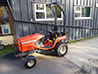 GC2300 Compact Tractor