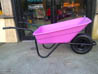 Shire Pink Wheelbarrow