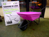 Shire Pink Wheelbarrow 'Barrow in a Box'