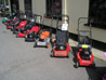 Used Walk Behind Mowers