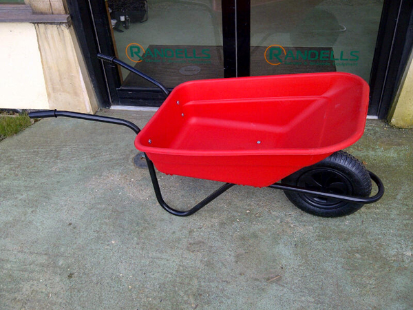 Shire Red Wheelbarrow
