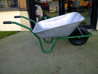 Easiload Galvanised Steel Wheelbarrow