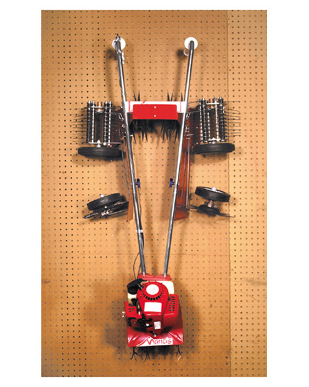 Mantis 811005 Tiller Storage Rack