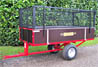 SCH GWTS 15 2 wheel Timer Tipping Trailer