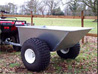 SCH QDT Galvanised Body Tipping Dump Trailer