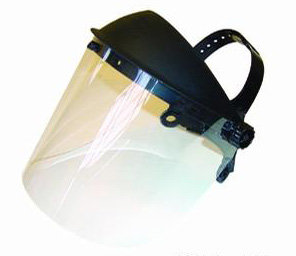 Face Shield with Polycarbonate Visor (2853)
