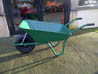 Easiload Green Wheelbarrow