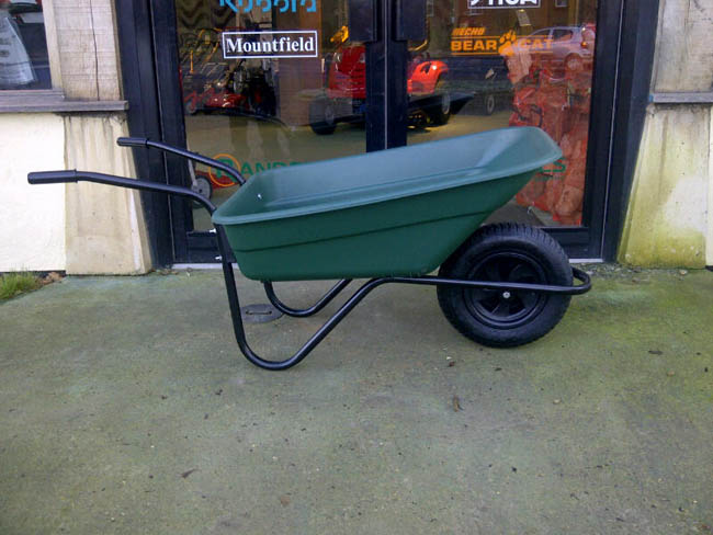 Shire Green Wheelbarrow
